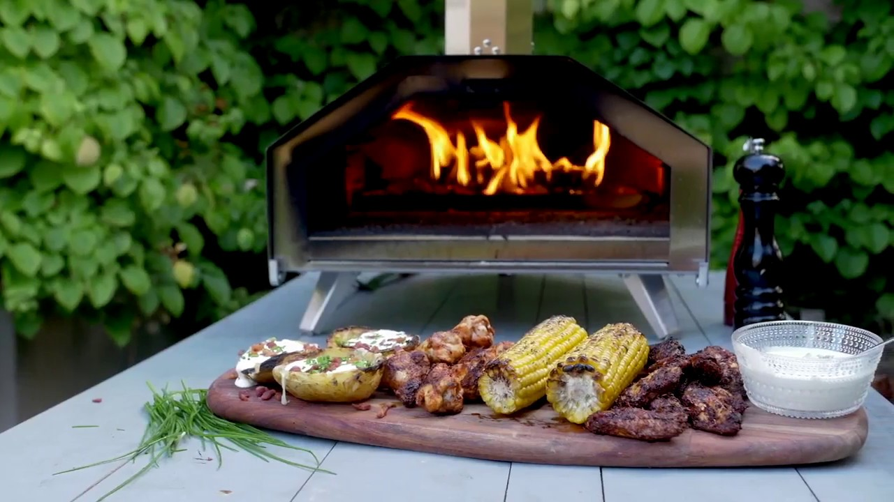 Uuni Pro Multi Fuelled Outdoor Oven by Ooni