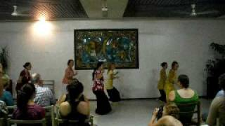 preview picture of video 'Samoa - Peace Corps - Group 82 Fiafia, Siva Teine'
