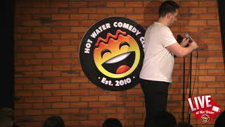 Chris Jackson | LIVE at Hot Water Comedy Club
