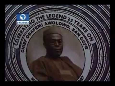 Download Celebrating 25th Anniversary Of Chief Obafemi Awolowo HD Mp4 3GP Video and MP3