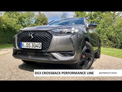 DS3 Crossback Performance Line 2019: City-SUV mit Premium-Anspruch