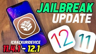 Jailbreak iOS 12.1 UPDATE! iOS 11.4.1 NEWS & New iOS 12 Exploits