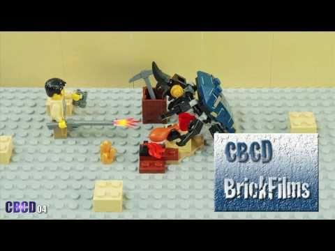 Vidéo LEGO Pharaoh's Quest 7305 : L'attaque du scarabée