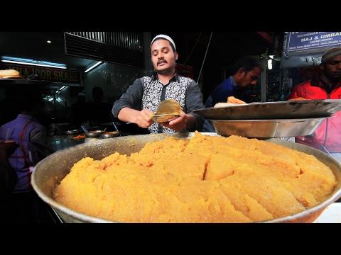 Muslim Indian Street Food Tour in Old Delhi, India | BEST Street Food in India