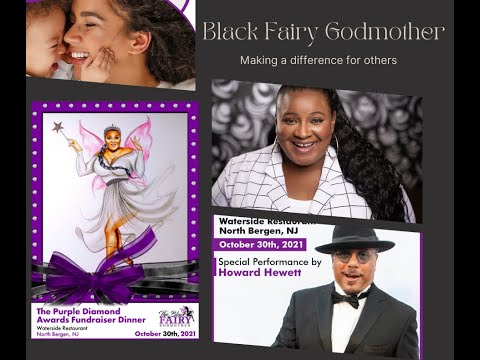 An Invite from Howard Hewett to Attend The Purple Diamond Awards
