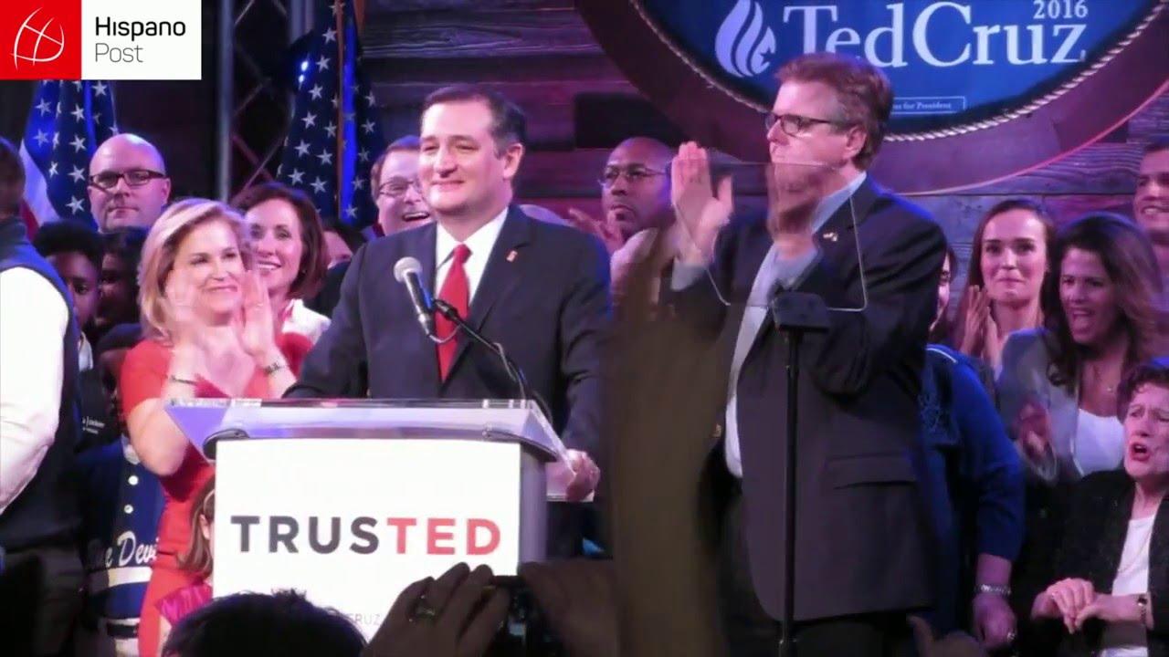 Nos colamos en el comando de campaña de Ted Cruz durante el Supermartes