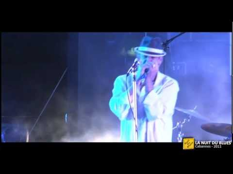 "Andy J forest ""La Nuit du Blues de Cabannes 2011""  HD"