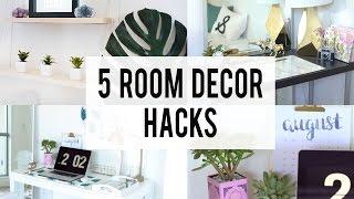 5 Dekorasi Cantik Untuk Apartemen atau Kamar Kost