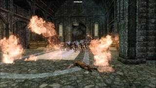 Skyrim Mod -- Talos' Mayhem Party