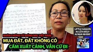 """Tiếp tục vụ """"Little Saigon: Ai lừa đảo, ai nạn nhân"""": Nhân chứng từ Đồng Nai, Việt Nam"""