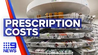 Pharmacists To Charge More For Medications | 9 News Australia