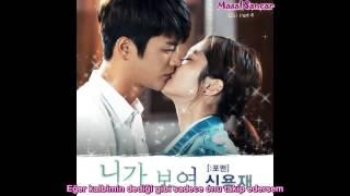 Shin Yong Jae - I See You (Türkçe Altyazılı) [Hello Monster/I Remember You Ost]