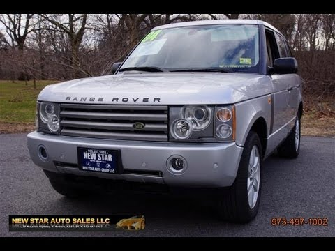 2004 Land Rover Range Rover HSE Test Drive