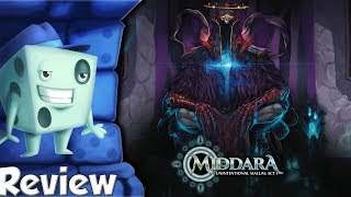 Middara Review   with Tom Vasel