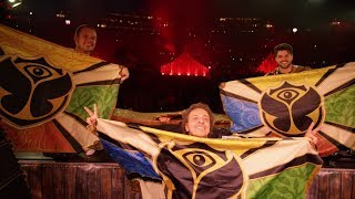 "Video thumbnail of ""Armin van Buuren x Vini Vici x Alok feat. Zafrir - United (Official Fan Video)"""