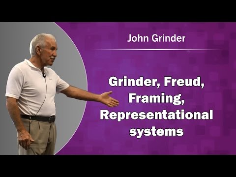 Grinder, Freud, Framing, Representational systems