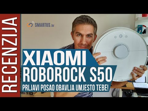 Roborock S50 - Recenzija