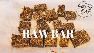 I MADE AIMEE SONG'S RAW BAR | Super Easy & Healthy!