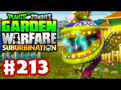Plants vs. Zombies: Garden Warfare - Gameplay Walkthrough Part 212 ...