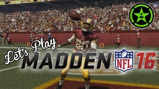 Let's Play – Madden 2016