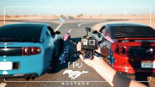 """DUBAI Desert """" FPV CHASING MUSTANG """""""