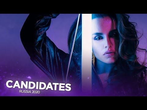 Eurovision 2020 - Candidates (Russia)