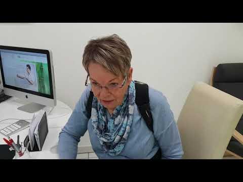 Behandlung von degenerativen Bandscheibenerkrankungen der Halswirbelsäule Wirbelsäule Kharkov