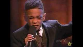 Aontione Dodson sings You Are My Friend by Patti Labelle