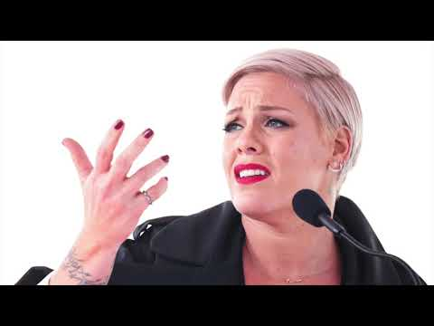 P!nk - Can We Pretend (Official Instrumental) LQ