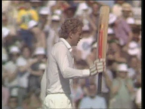 The Ashes History ~ The 80's!