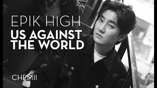 [AUDIO] EPIK HIGH - US AGAINST THE WORLD(Sub Español | Hangul | Roma)