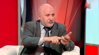 Какой патриотизм нам нужен? Степан Сулакшин на телеканале «Красная линия»