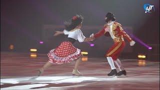 14 апреля новгородцы смогут увидеть новое ледовое шоу Ильи Авербуха
