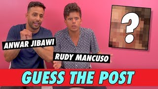 Rudy Mancuso vs. Anwar Jibawi - Guess The Post