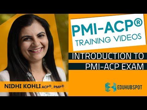 PMI ACP Exam Prep - PMI ACP Certification - Introduction (2020) to ...