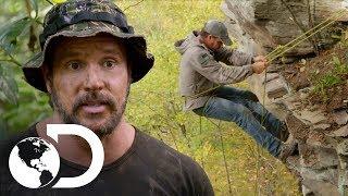 Formas de sobrevivencia de Joe Teti | Desafío x 2 | Discovery Latinoamérica