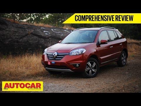 2014 Renault Koleos   First Drive   Autocar India