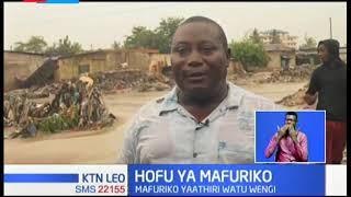 Mafuriko yaathiri watu wengi Dar es salaam
