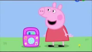 Свинка Пеппа  - THE TING GO SKRRA