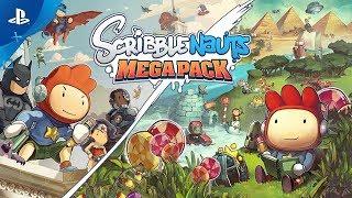 Scribblenauts Mega Pack | PS4 Digital Download