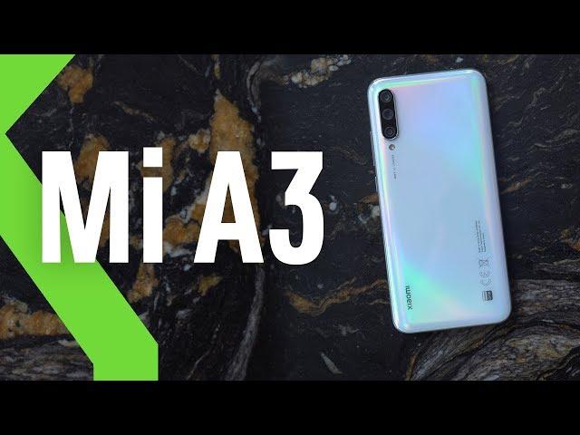 Xiaomi Mi A3, primeras impresiones: cuando XIAOMI se hace COMPETENCIA a sí misma