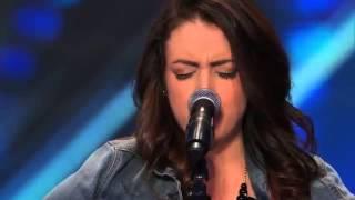 Anna Clendening - Audition (America's Got Talent 2014)