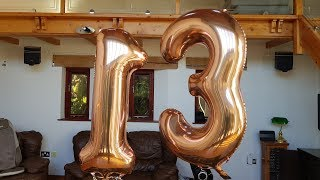 How To Fill Helium Party Balloons
