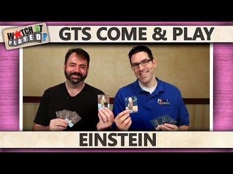 Watch It Played Preview: Einstein