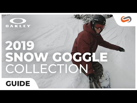 🔥Oakley's 2019 Snow Goggle Collection 🔥