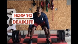 How to Properly Deadlift: Things You Need to Know Before Attempting This Exercise (2018)