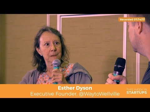 Sample video for Esther Dyson