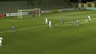 Sammandrag från FC Rosengård - SK Slavia Praha