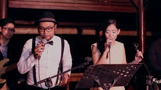 WEDDING BAND BALI Breakbot feat. Irfane - One Out of Two ( VAGABOND Cover )