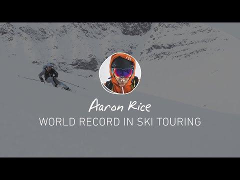 2.5 Million – Aaron Rice und sein Weltrekord im Skitourengehen